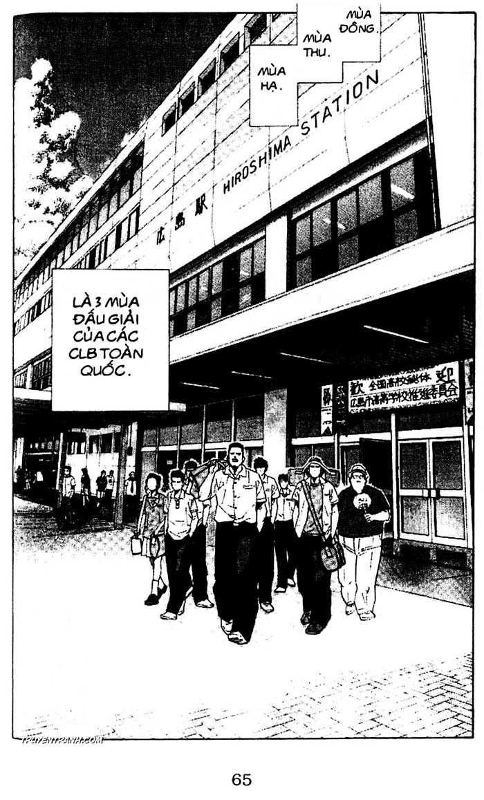 Slam Dunk chap 198 trang 1