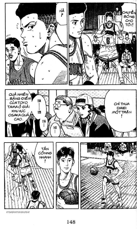 Slam Dunk chap 203 trang 7