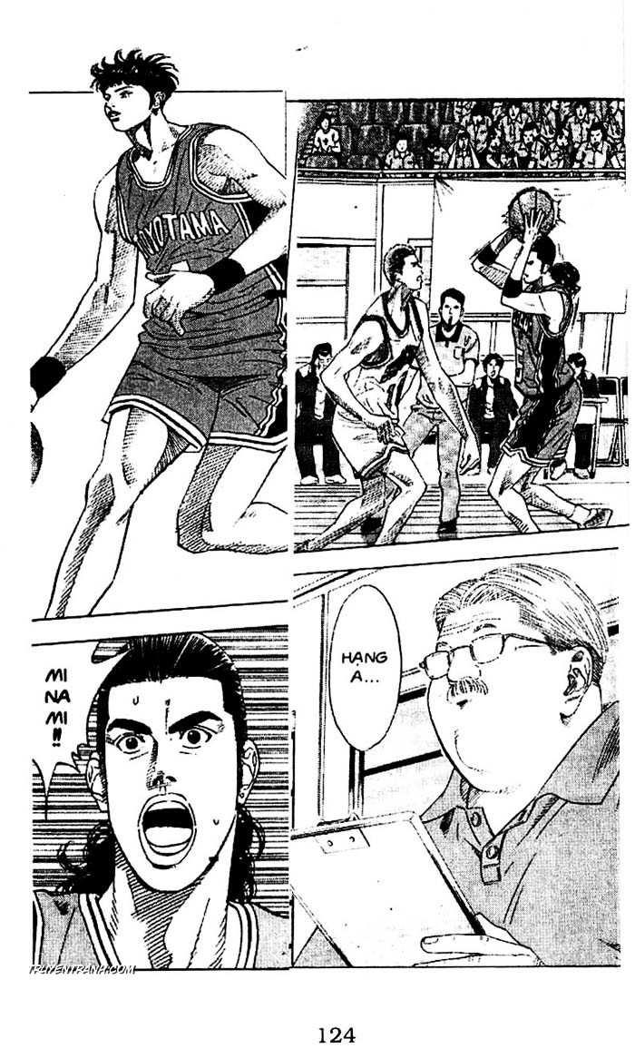 Slam Dunk chap 202 trang 2