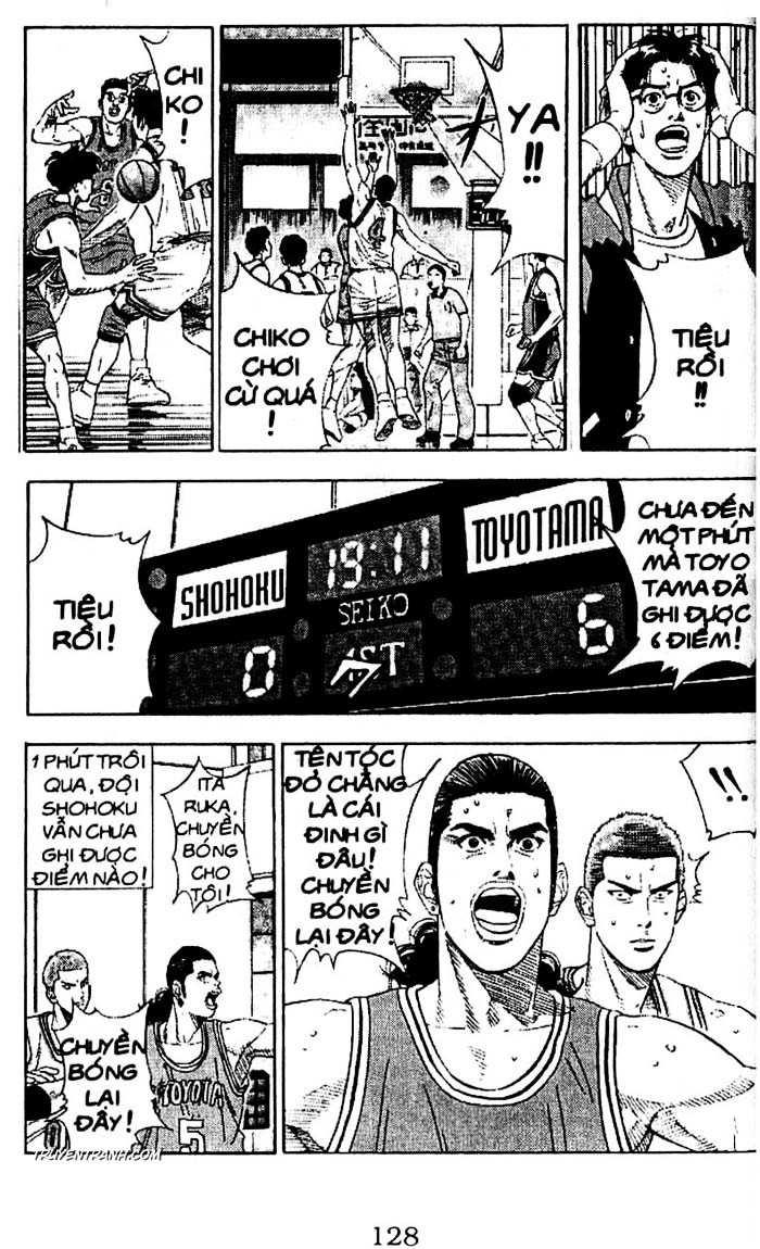 Slam Dunk chap 202 trang 6