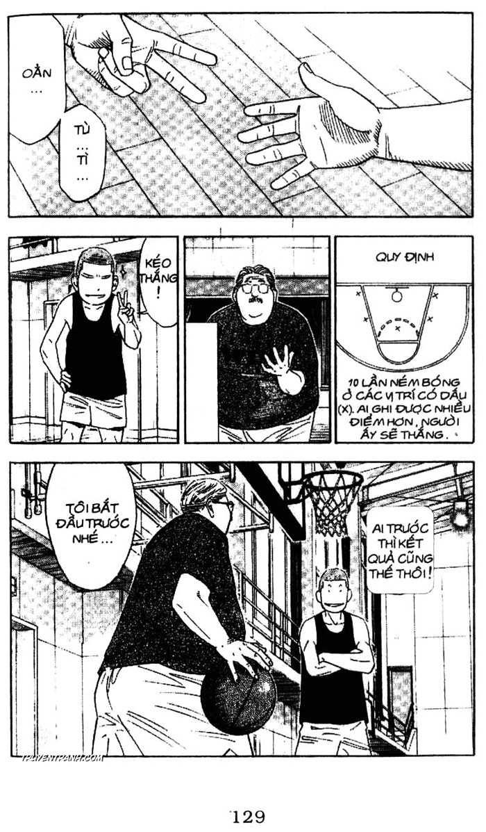 Slam Dunk chap 194 trang 12