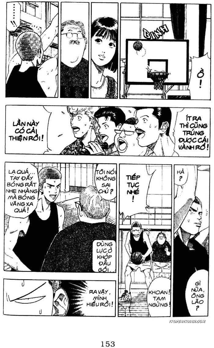 Slam Dunk chap 195 trang 16