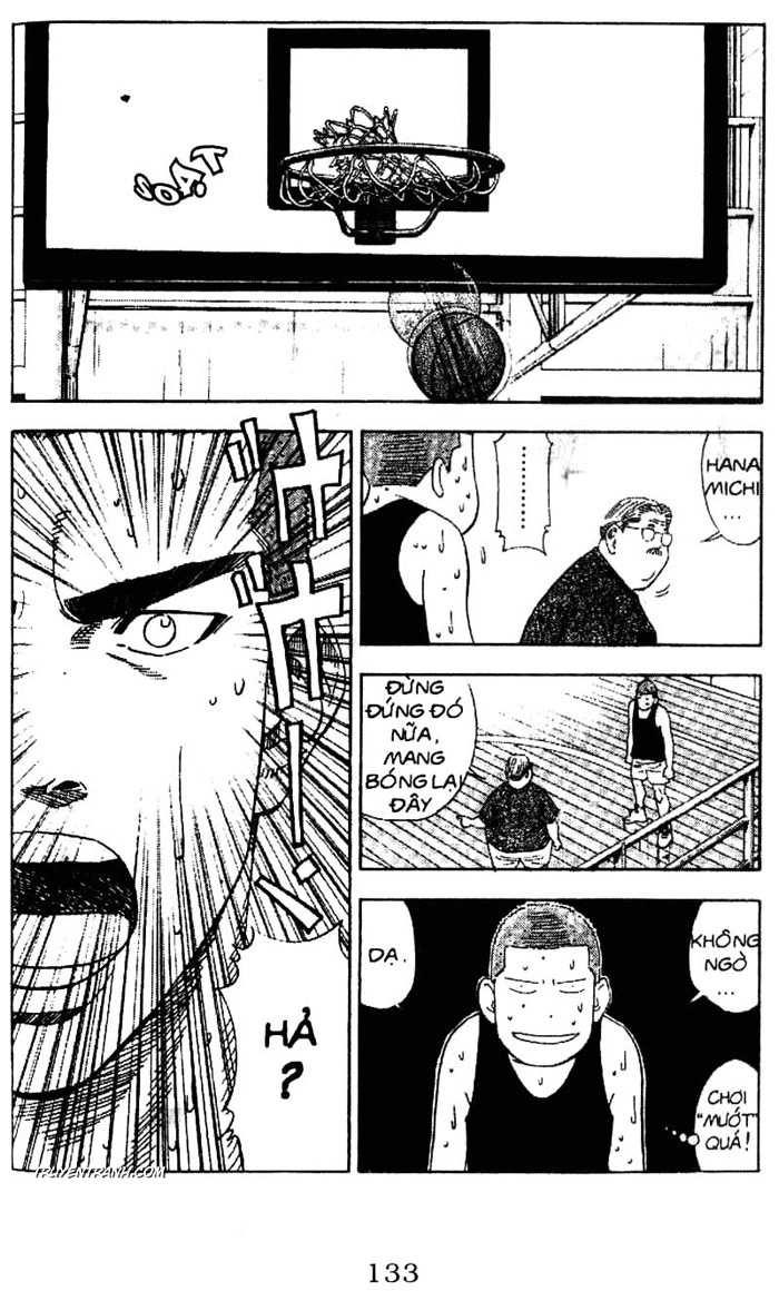 Slam Dunk chap 194 trang 16
