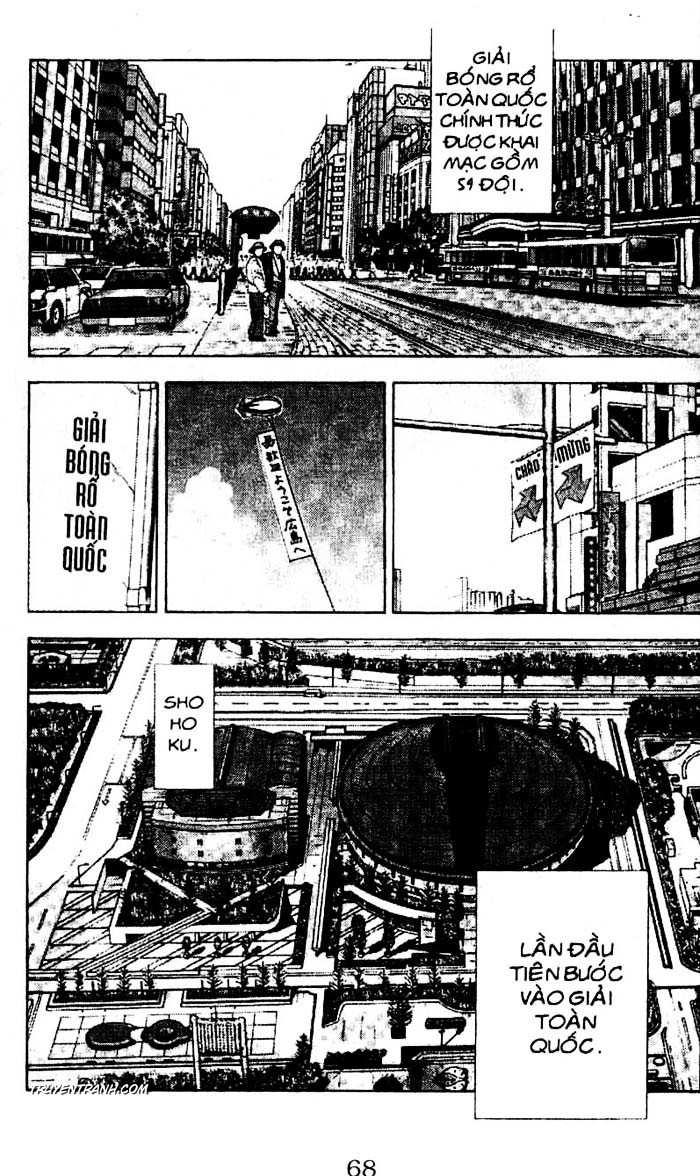 Slam Dunk chap 198 trang 3