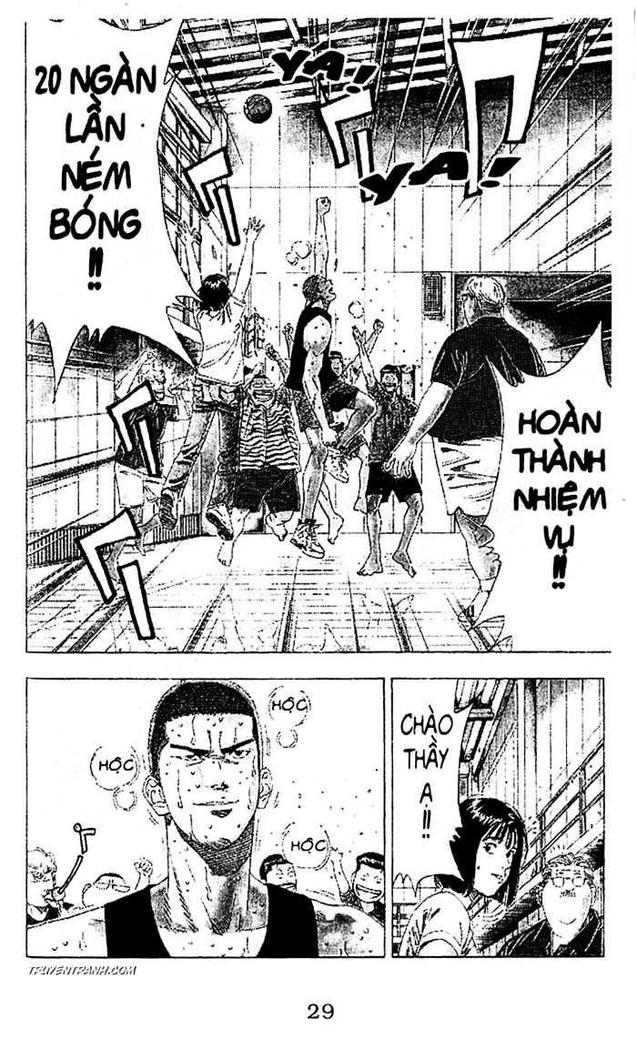 Slam Dunk chap 197 trang 4