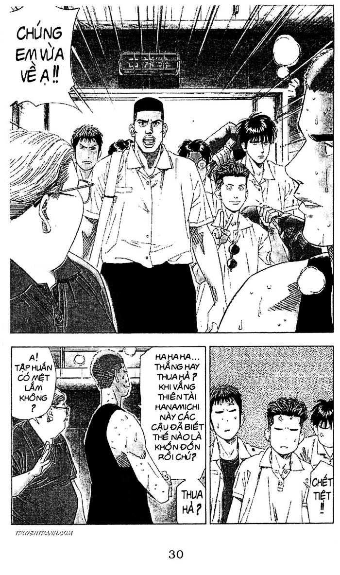 Slam Dunk chap 197 trang 5