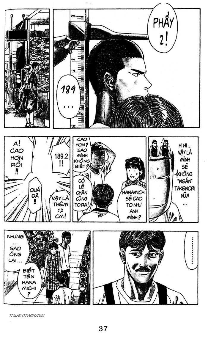 Slam Dunk chap 197 trang 12