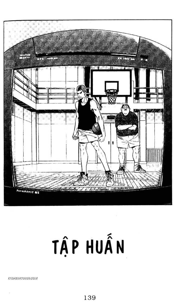 Slam Dunk chap 195 trang 2