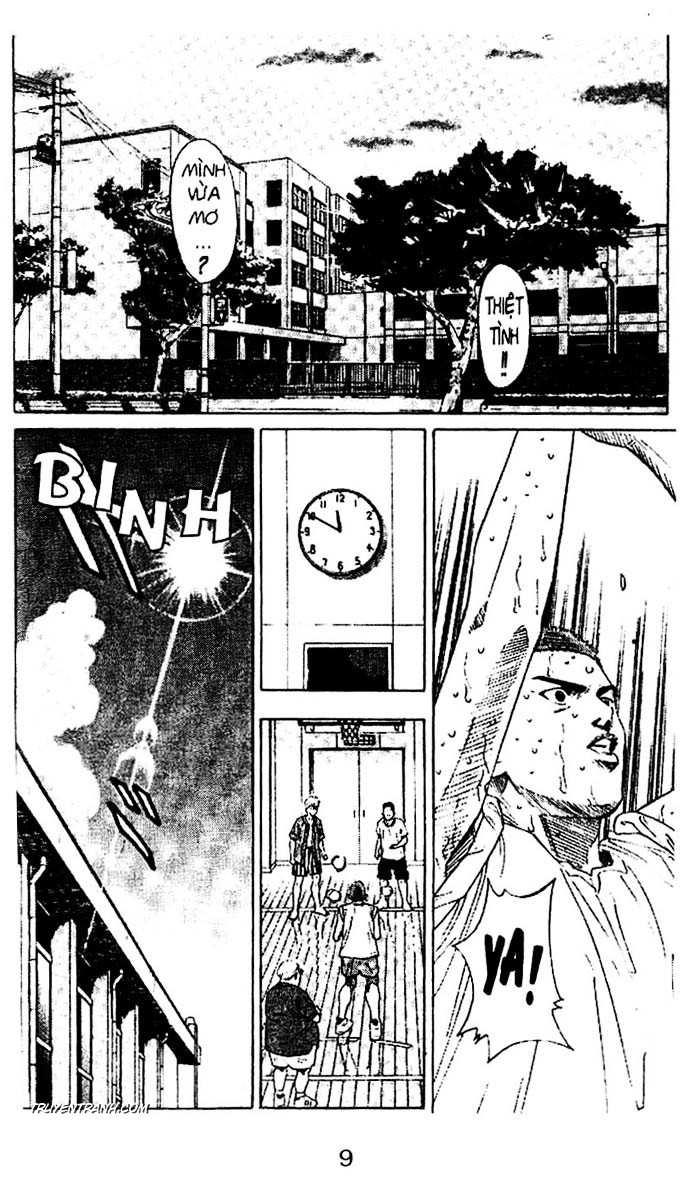 Slam Dunk chap 196 trang 3