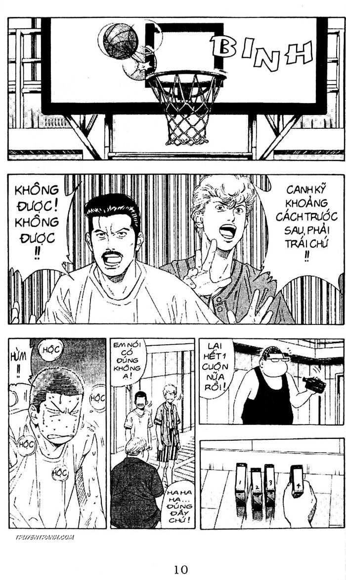 Slam Dunk chap 196 trang 4