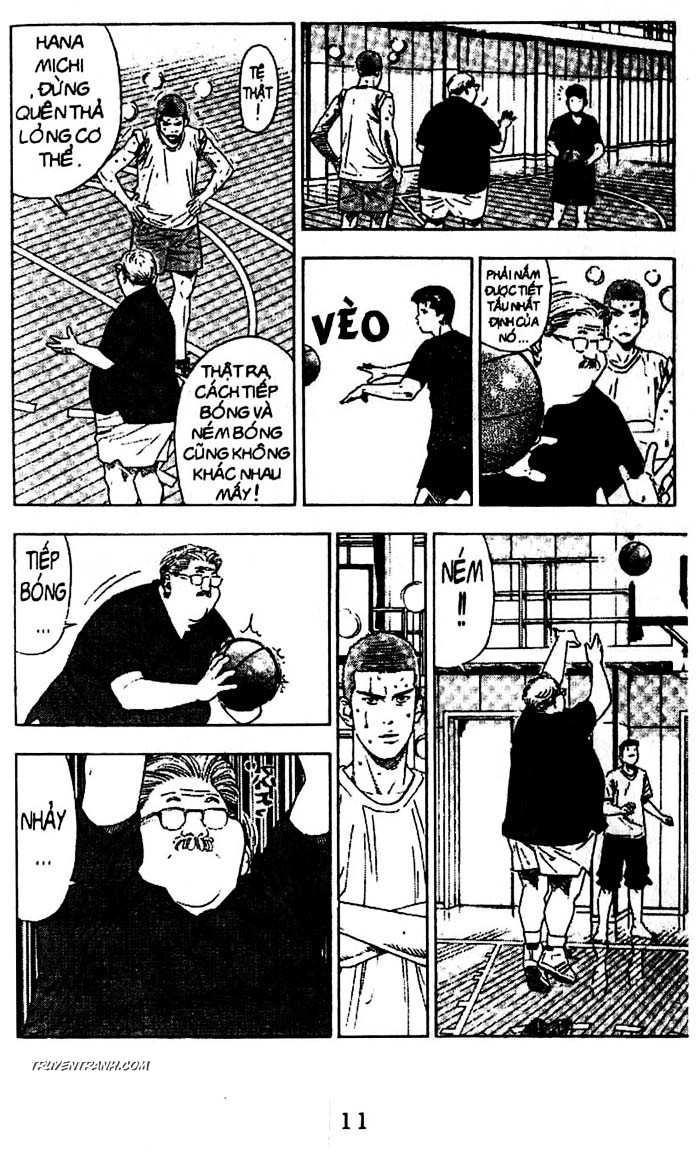 Slam Dunk chap 196 trang 5