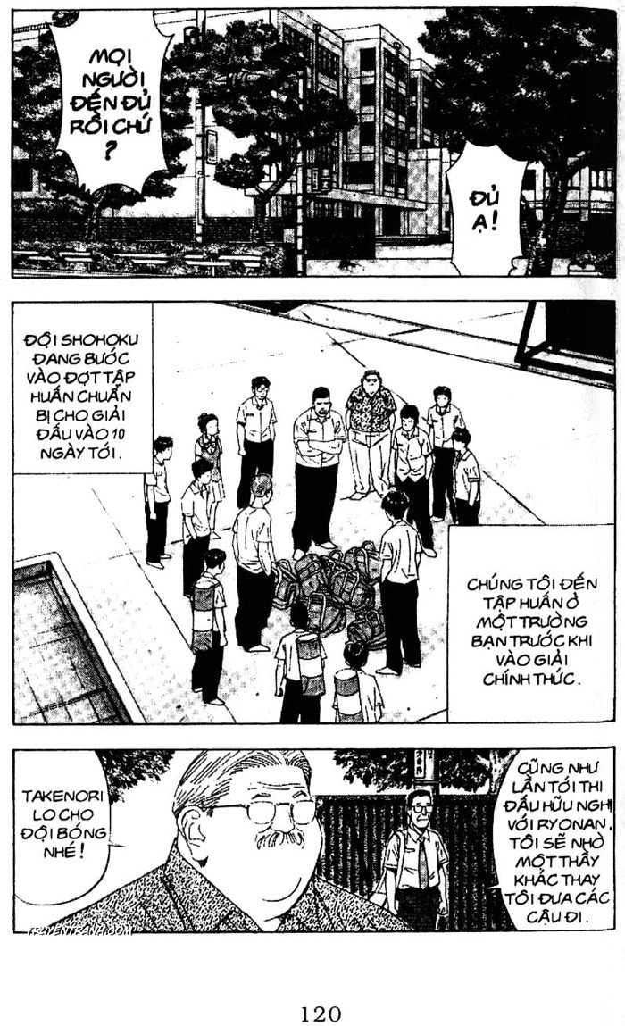 Slam Dunk chap 194 trang 3