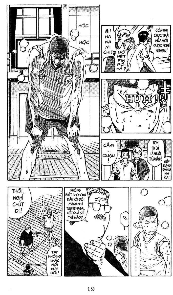 Slam Dunk chap 196 trang 13
