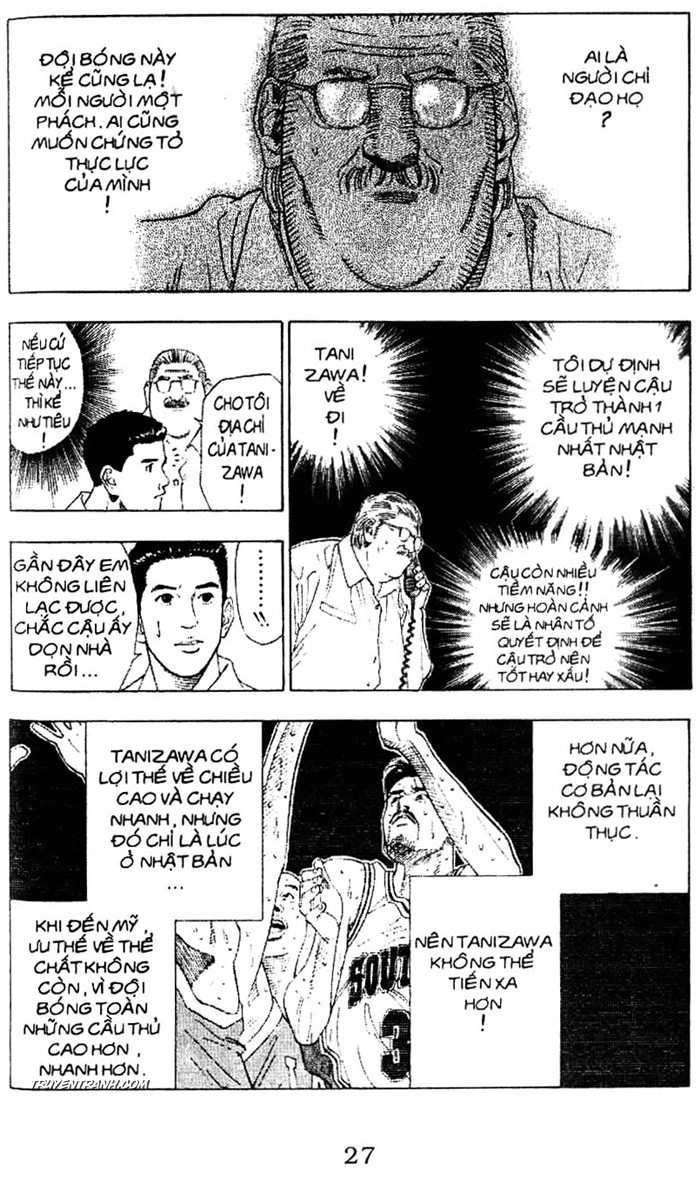 Slam Dunk chap 189 trang 12