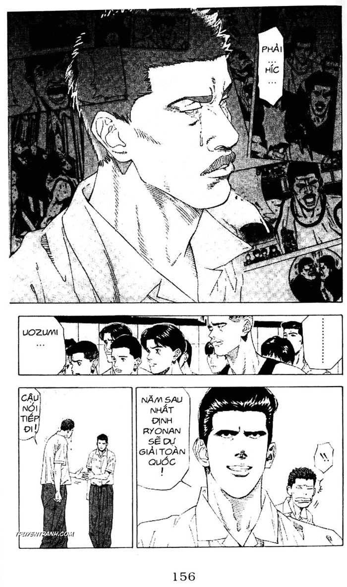 Slam Dunk chap 188 trang 7
