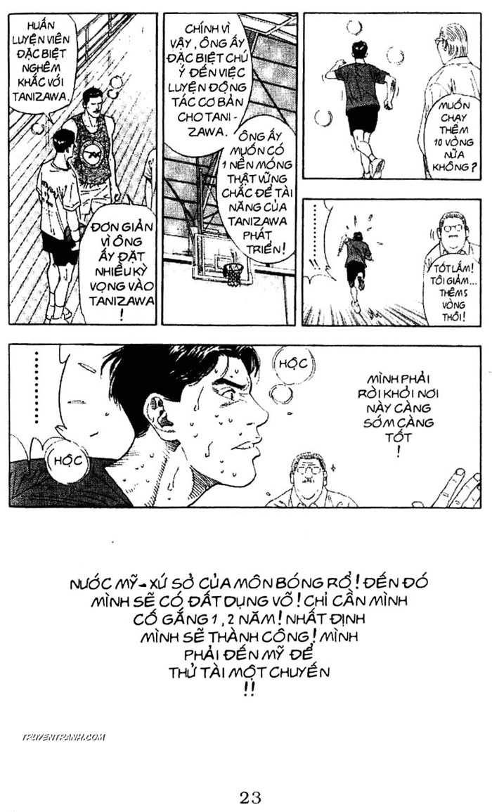 Slam Dunk chap 189 trang 8
