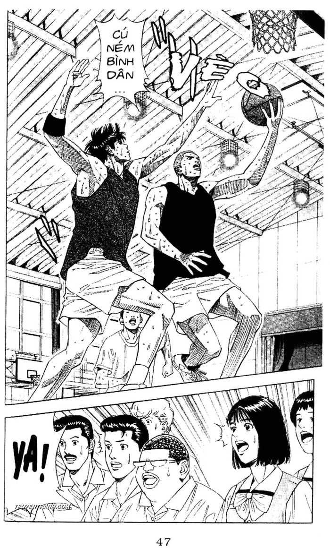Slam Dunk chap 190 trang 12