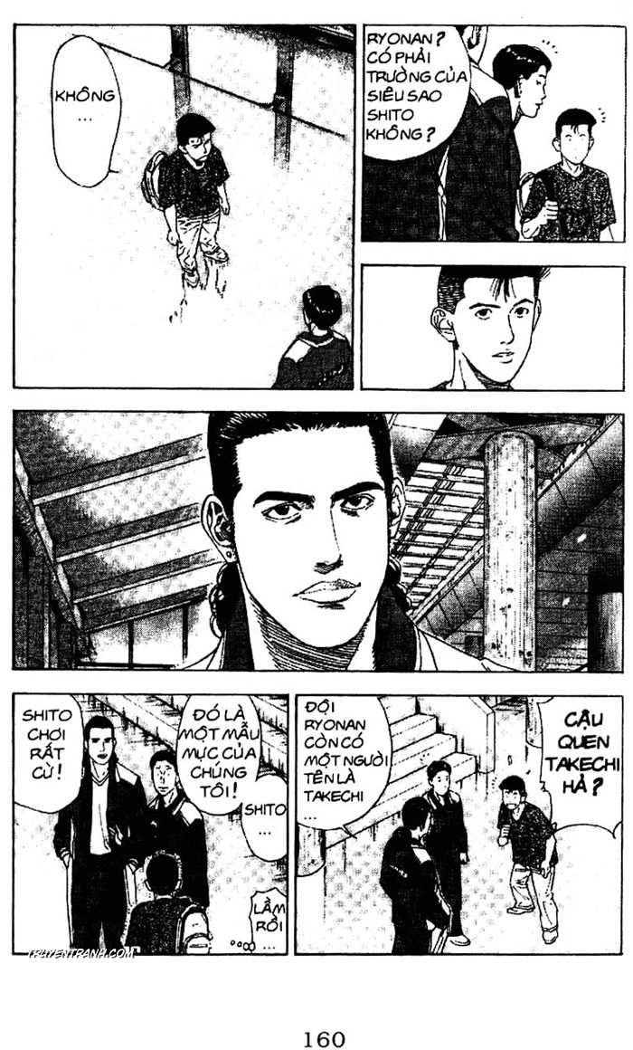 Slam Dunk chap 188 trang 11