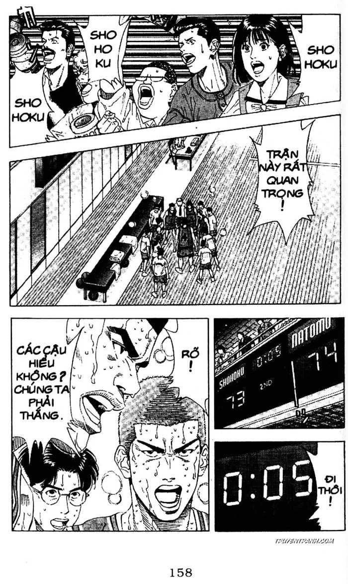Slam Dunk chap 195 trang 21