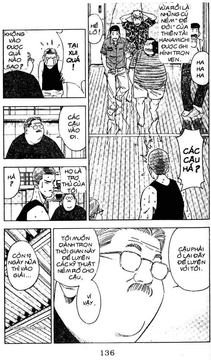 Slam Dunk chap 194 trang 19