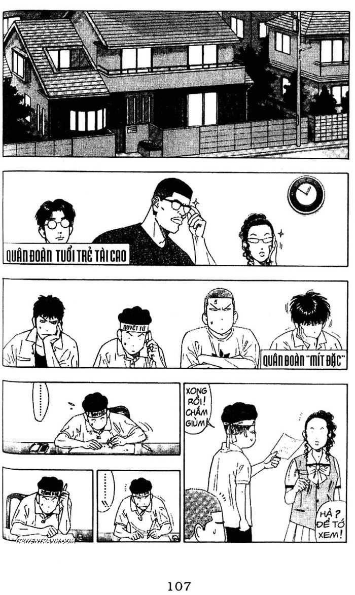 Slam Dunk chap 193 trang 10