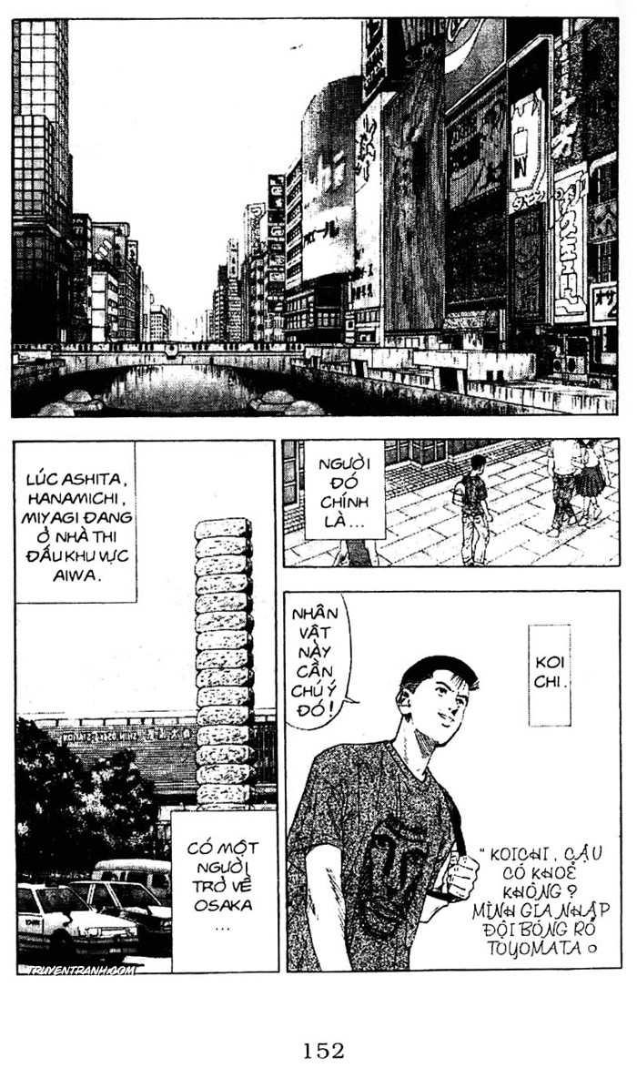 Slam Dunk chap 188 trang 3