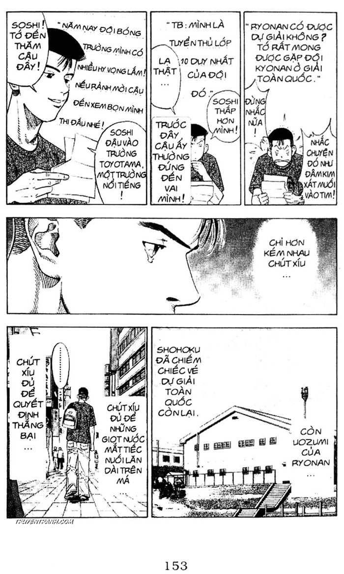 Slam Dunk chap 188 trang 4
