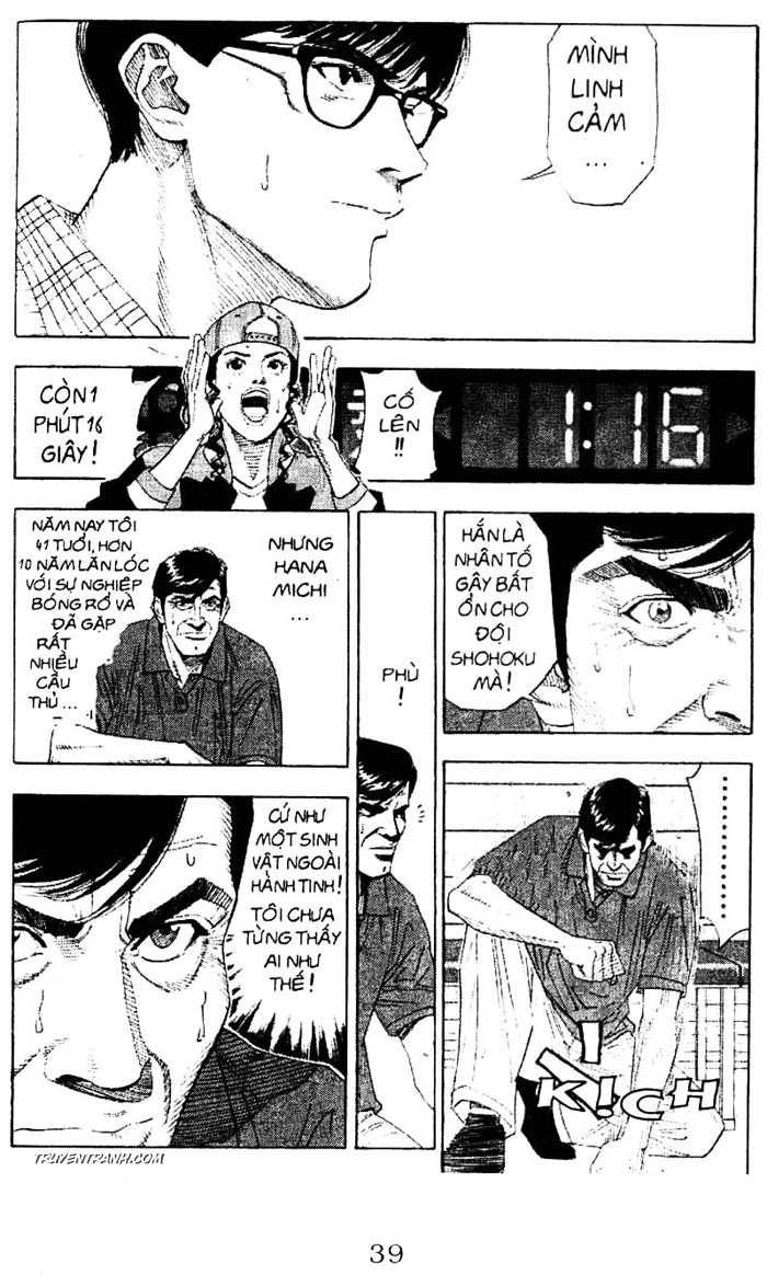 Slam Dunk chap 182 trang 7