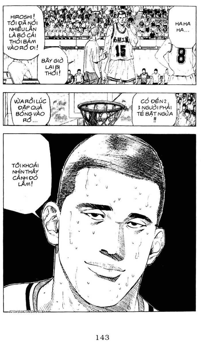 Slam Dunk chap 187 trang 12