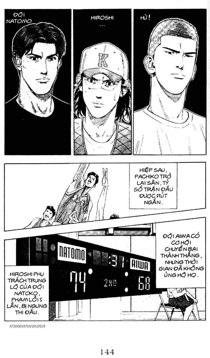 Slam Dunk chap 187 trang 13