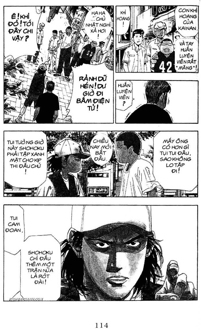 Slam Dunk chap 186 trang 4