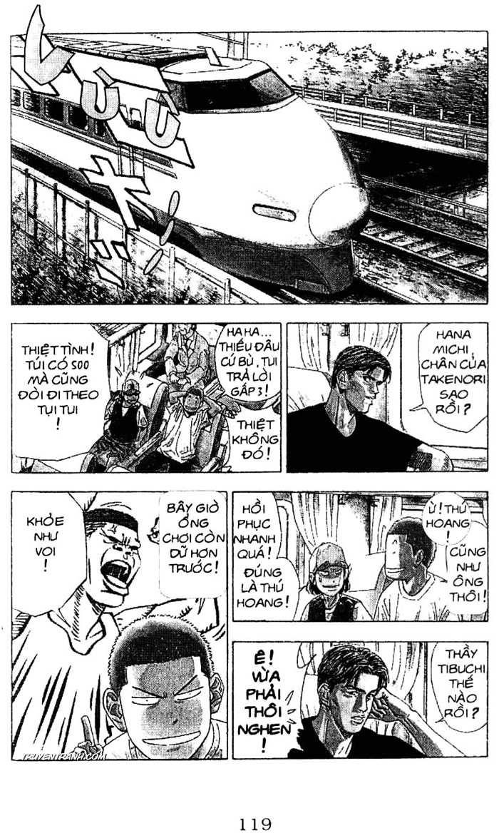 Slam Dunk chap 186 trang 9