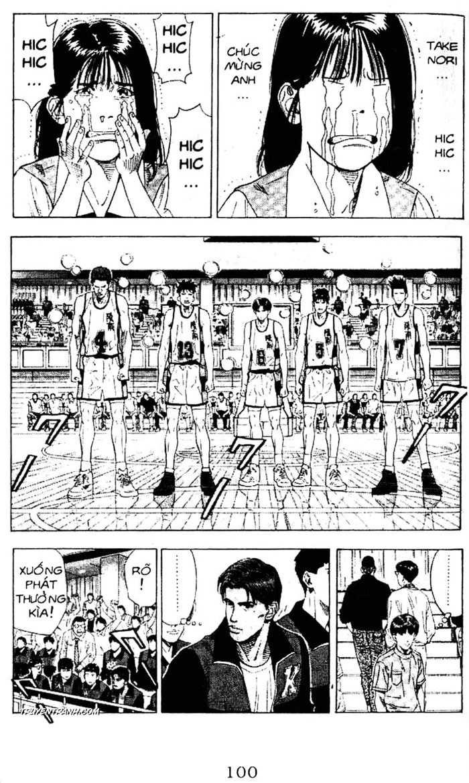 Slam Dunk chap 185 trang 8