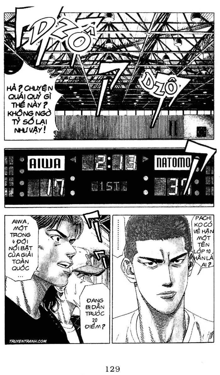 Slam Dunk chap 186 trang 19