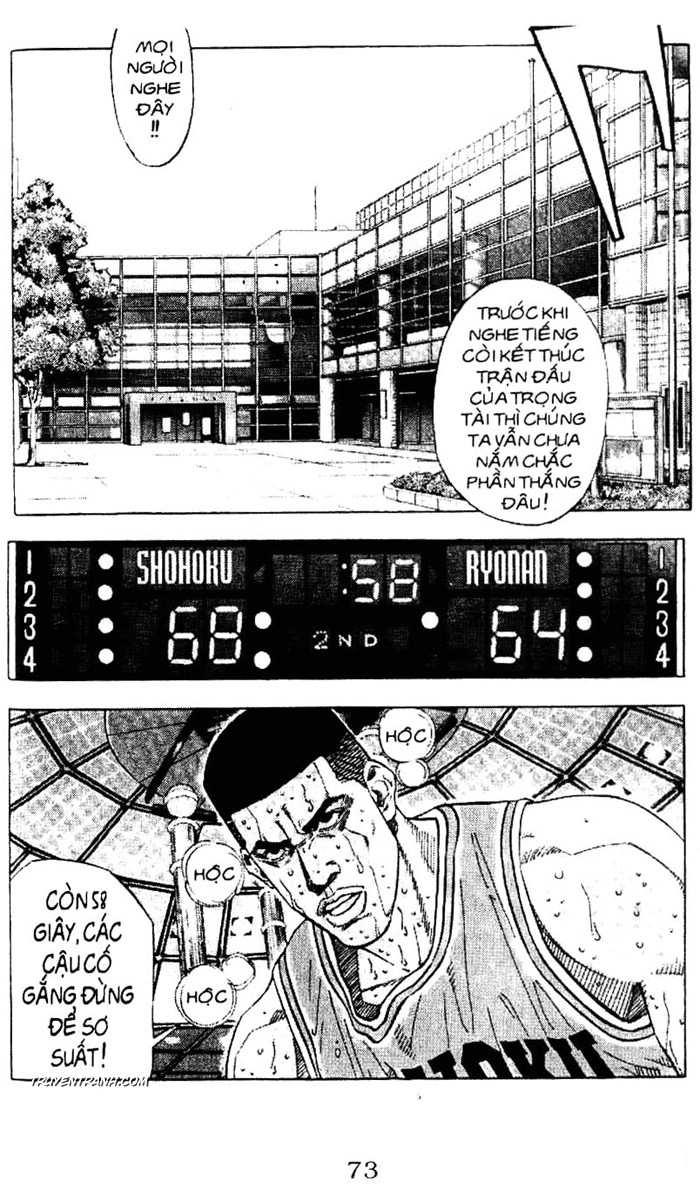 Slam Dunk chap 184 trang 2