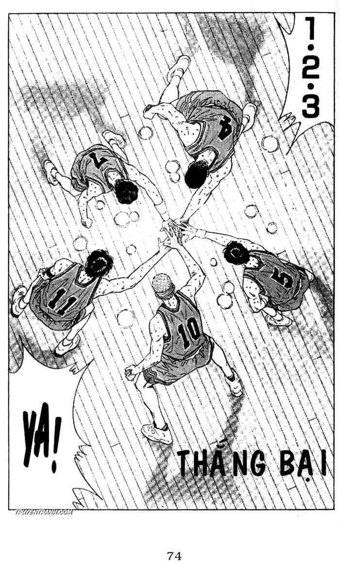 Slam Dunk chap 184 trang 3