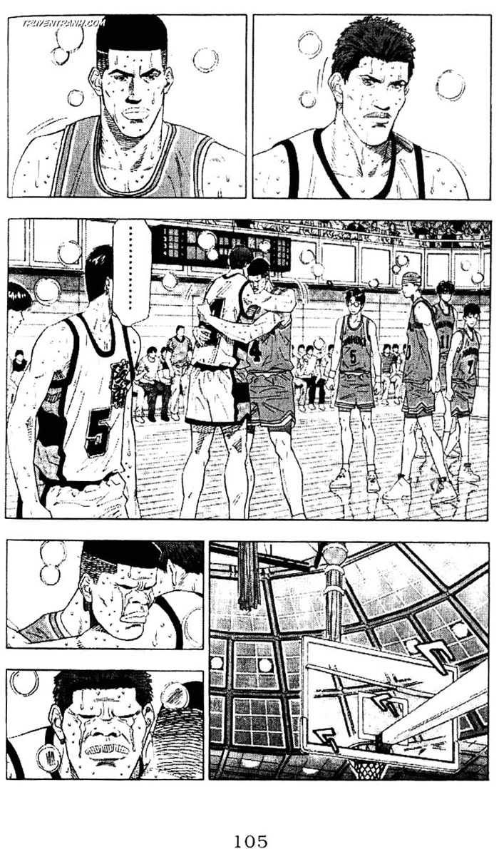 Slam Dunk chap 185 trang 13