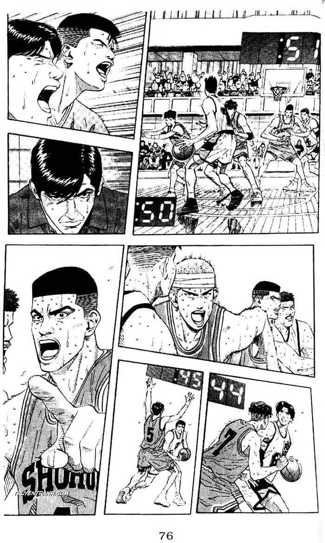 Slam Dunk chap 184 trang 5