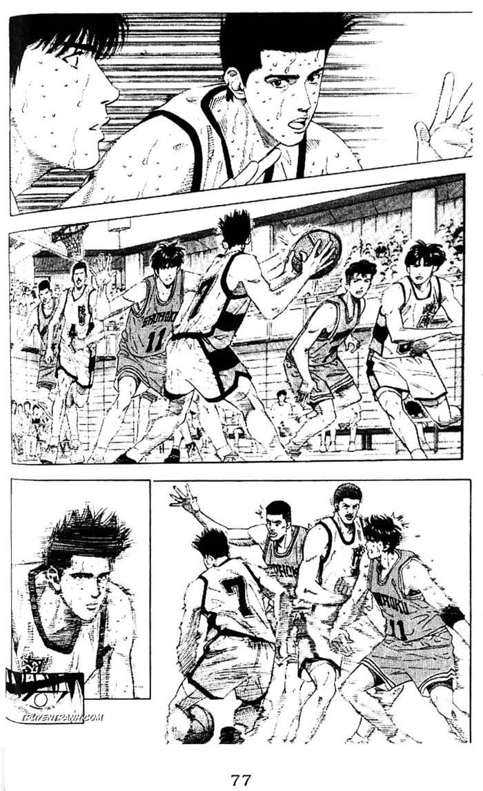 Slam Dunk chap 184 trang 6