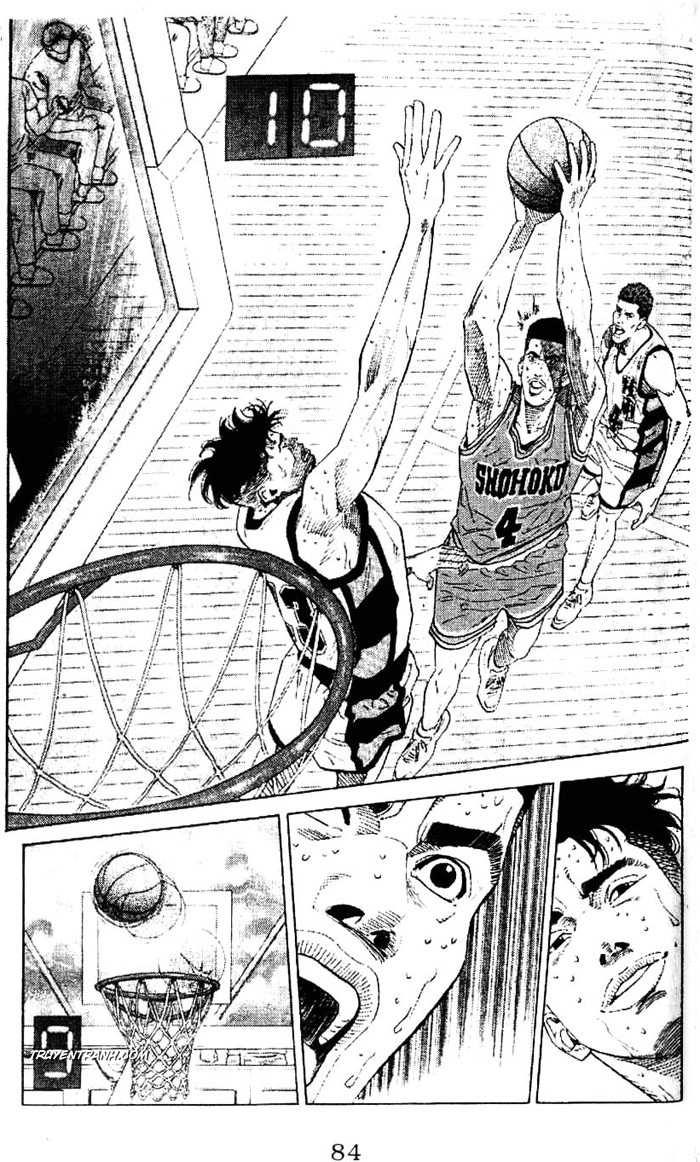 Slam Dunk chap 184 trang 12