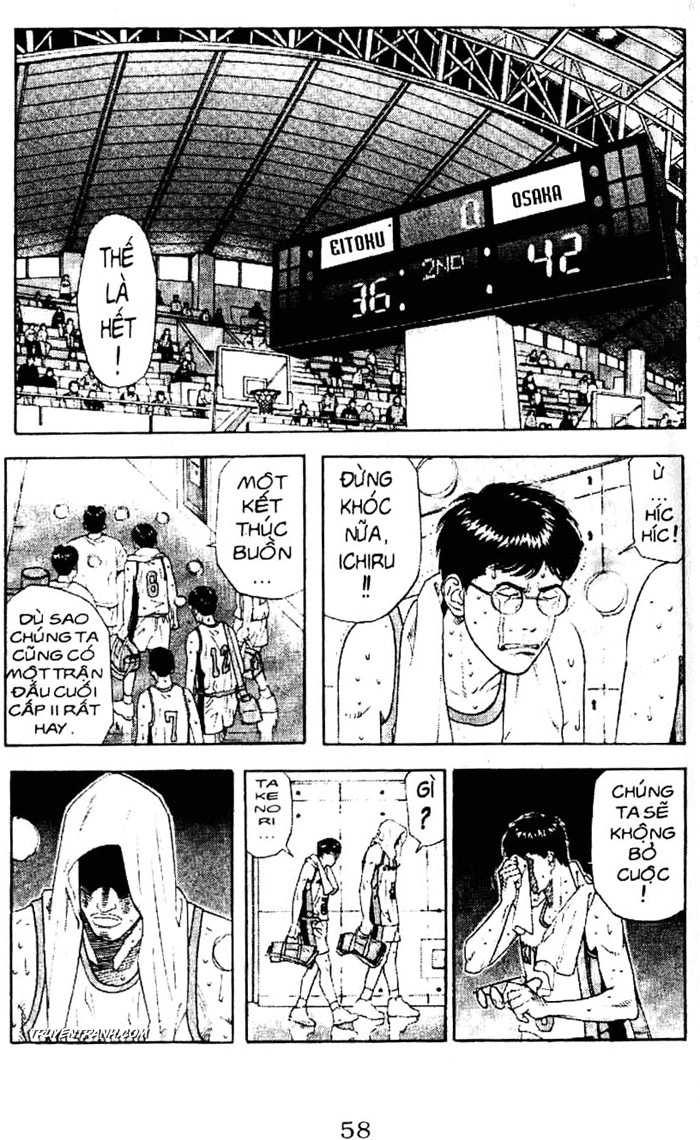 Slam Dunk chap 183 trang 7
