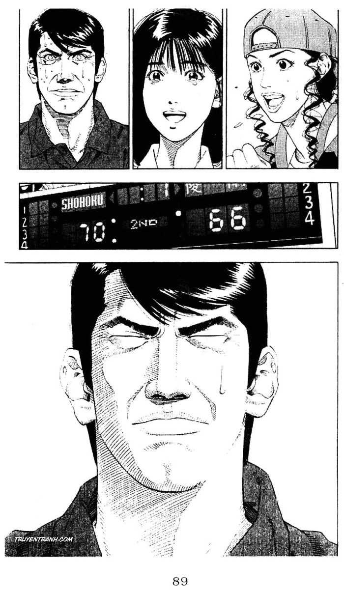 Slam Dunk chap 184 trang 16