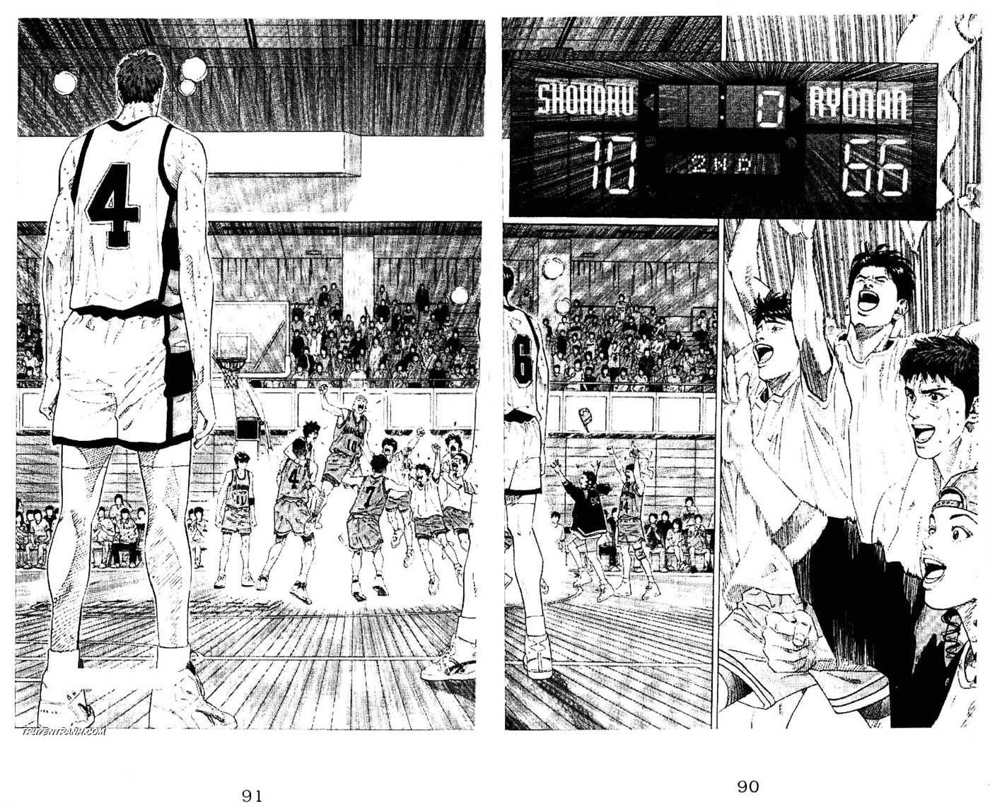 Slam Dunk chap 184 trang 17