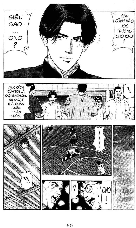 Slam Dunk chap 183 trang 9