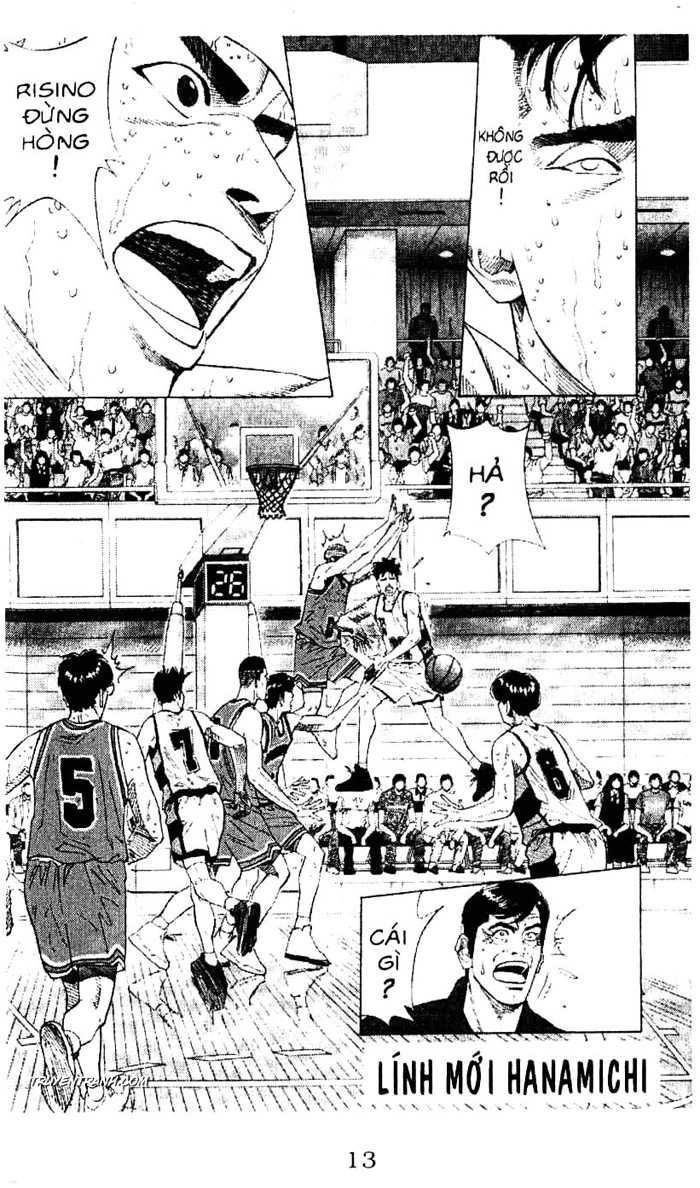 Slam Dunk chap 181 trang 2