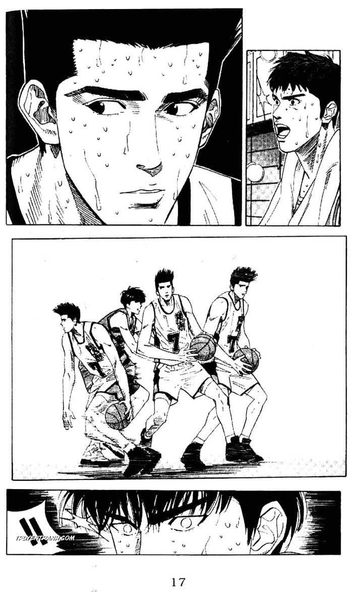 Slam Dunk chap 181 trang 5