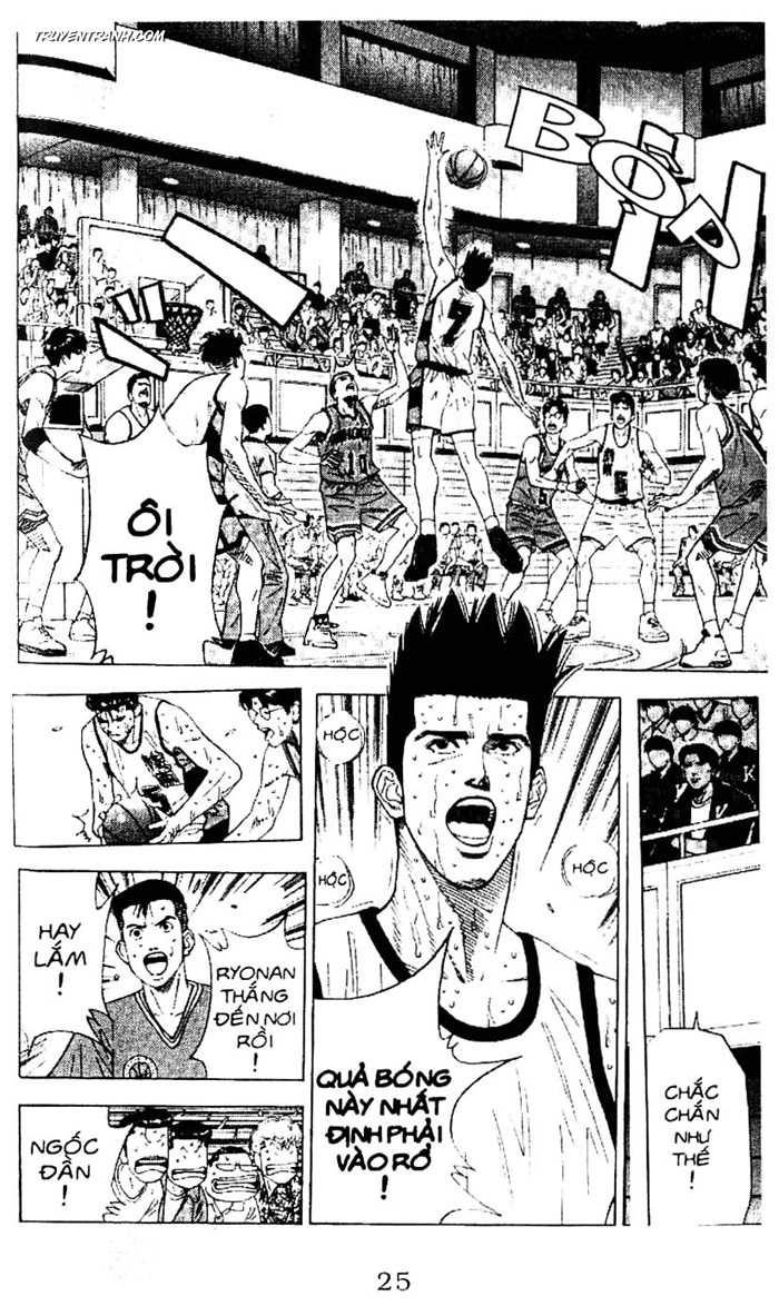 Slam Dunk chap 181 trang 12
