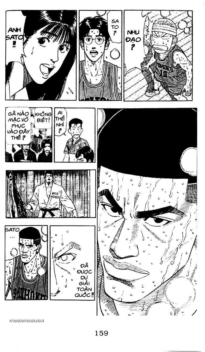 Slam Dunk chap 180 trang 14