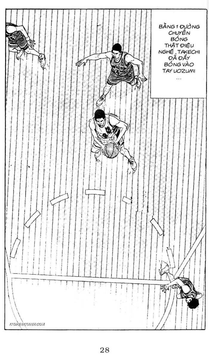 Slam Dunk chap 181 trang 15