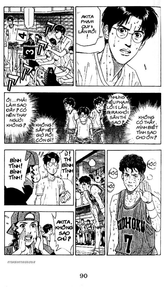 Slam Dunk chap 177 trang 5